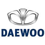 Daewoo Boot Mats