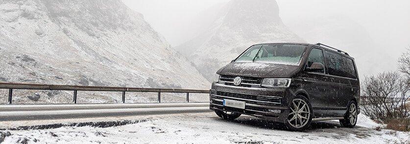 Volkswagen Transporter Van Mats